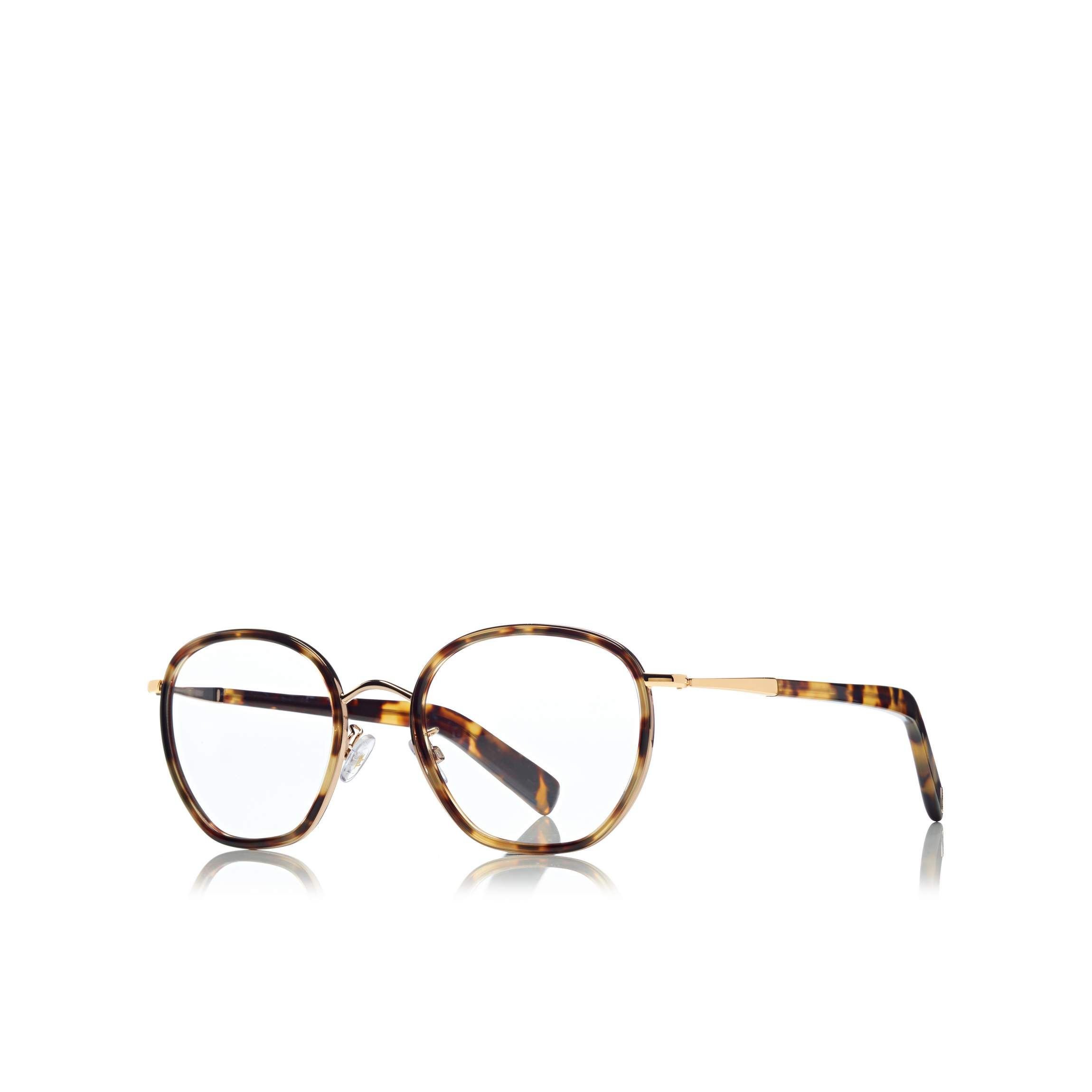 Round Optical Frame - Tom Ford | The Guide to Glasses | Pinterest ...