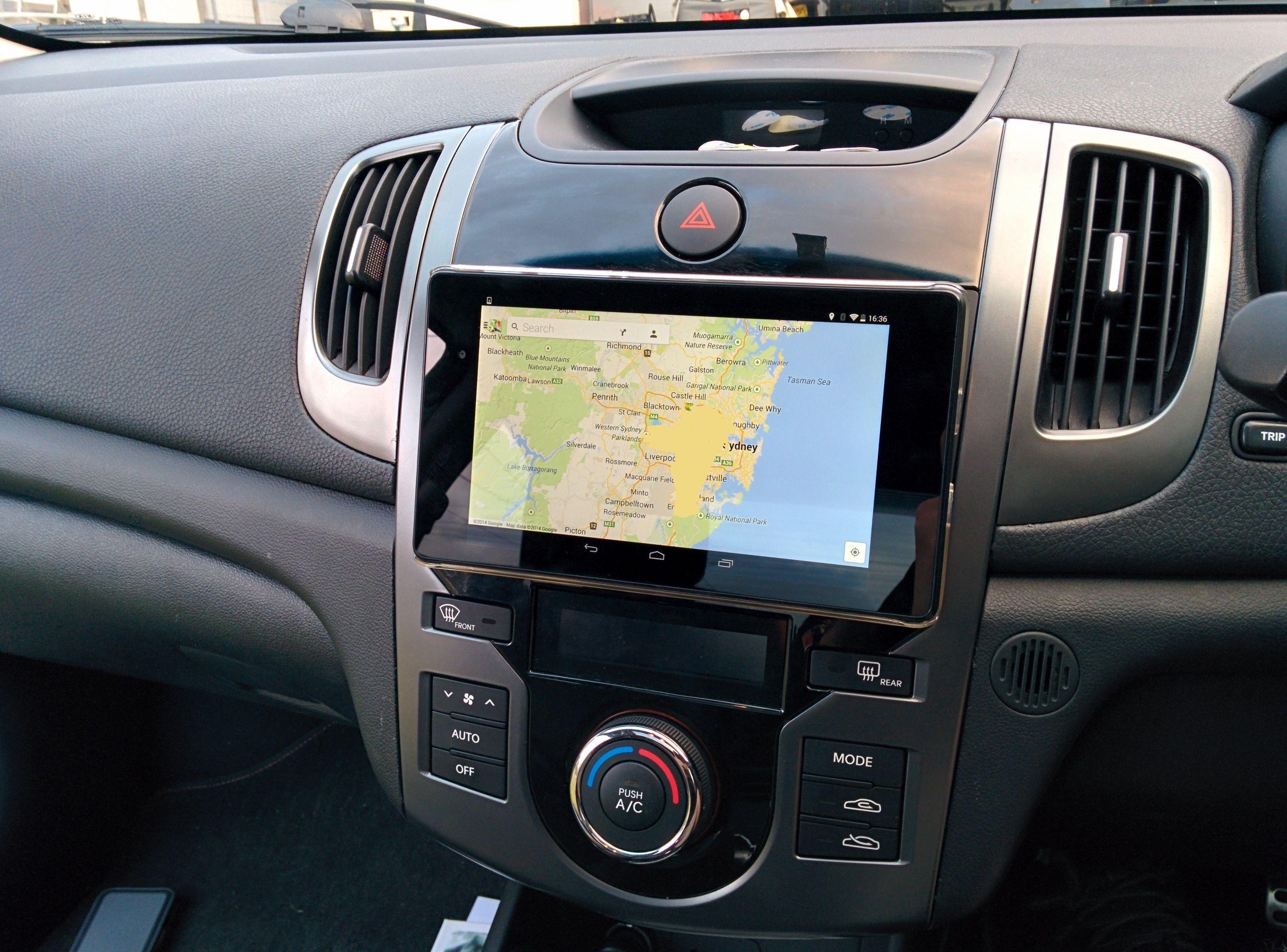 Nexus 7 Dash Mount Diy Nexus 7 2013 Acura Tl Car