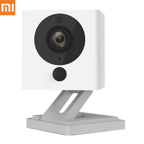 Xiaomi Xiaofang 1080p Smart Wi Fi Ip Camera Us 20 99 Au 28 36 Delivered At Geekbuying Http Sleekd Security Cameras For Home Home Camera Wireless Camera