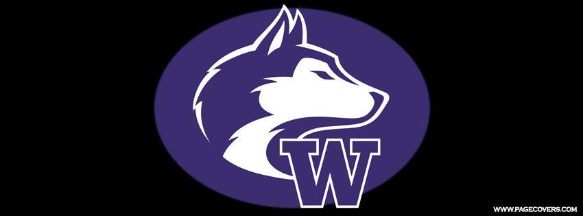 university of washington mascot washington huskies mascot facebook