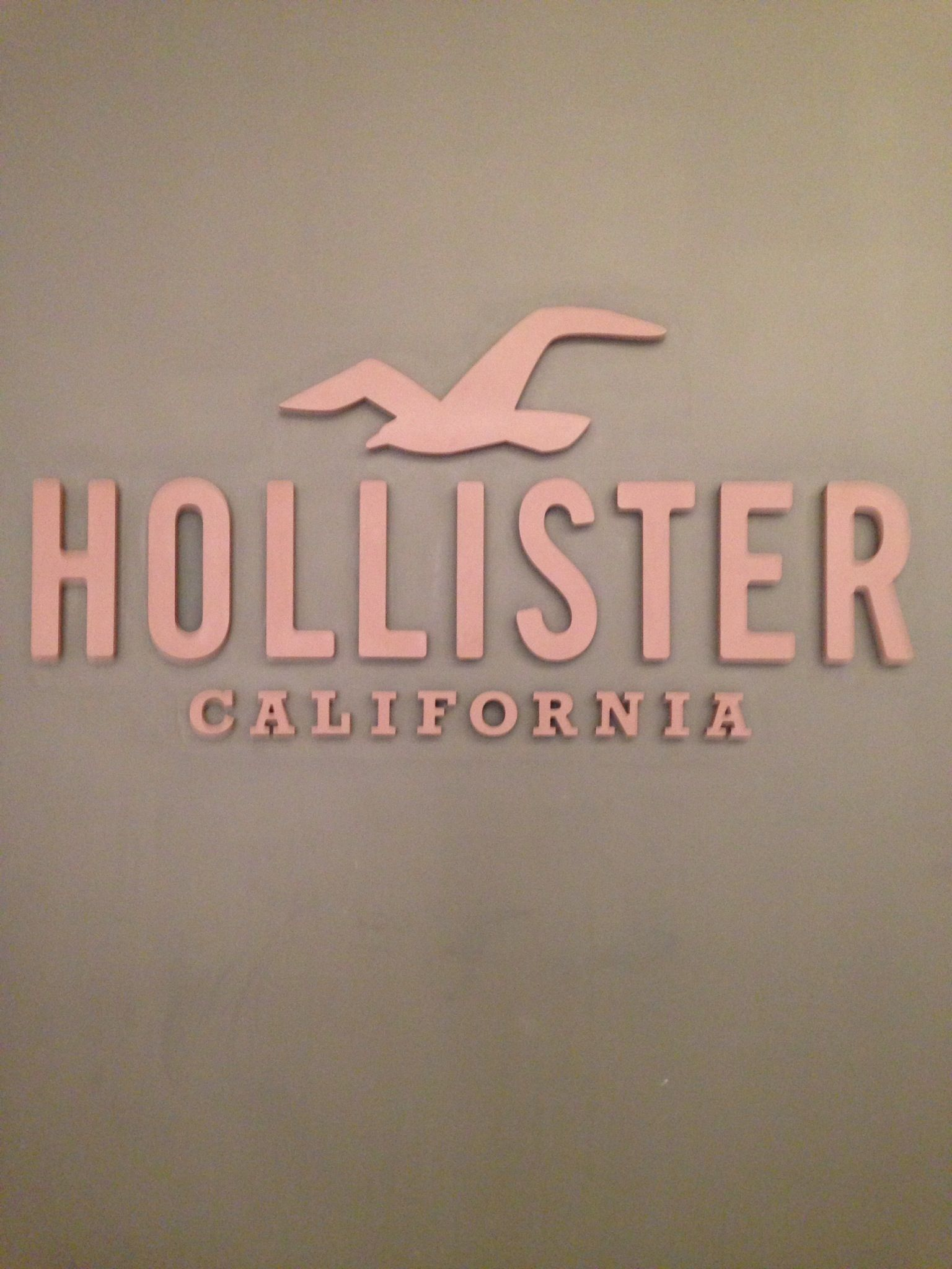 Hollister - Abercrombie and fitch logo wallpaper ...