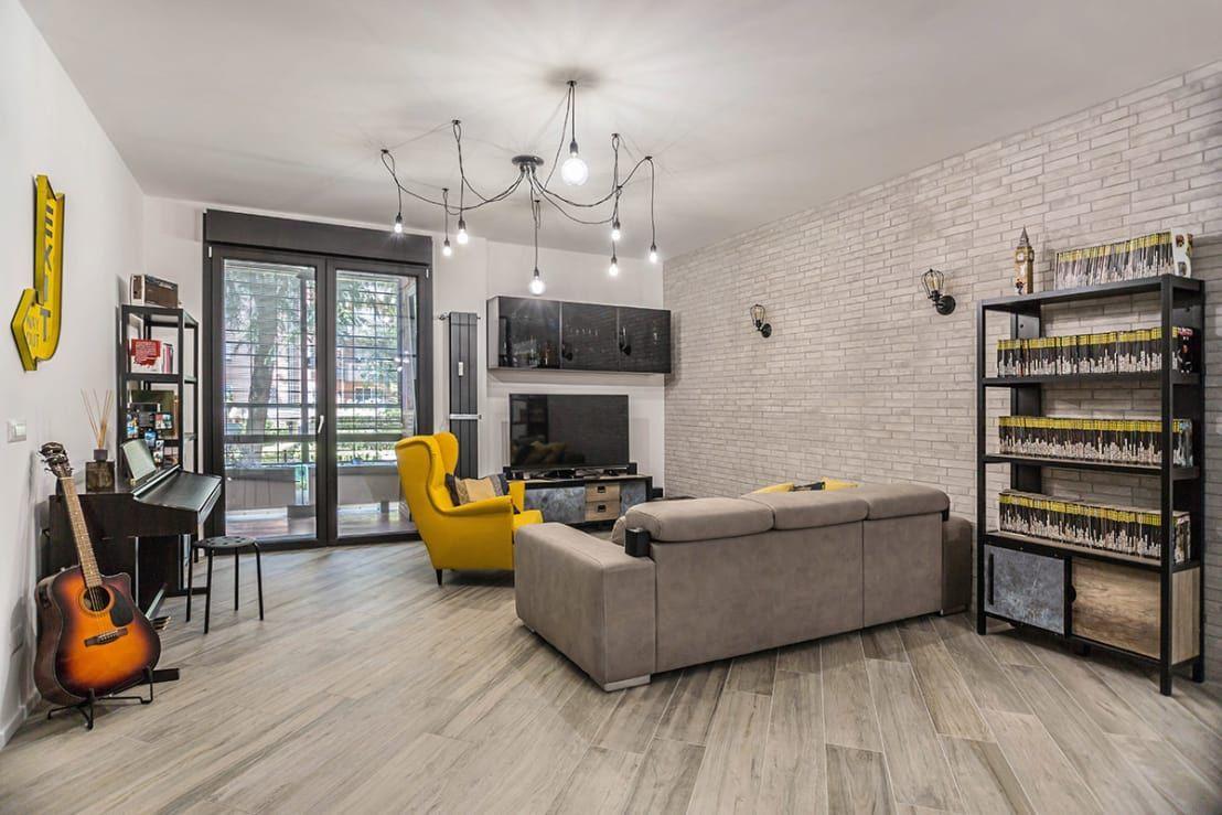 Ristrutturazione appartamento 85 mq Roma, Casilina di