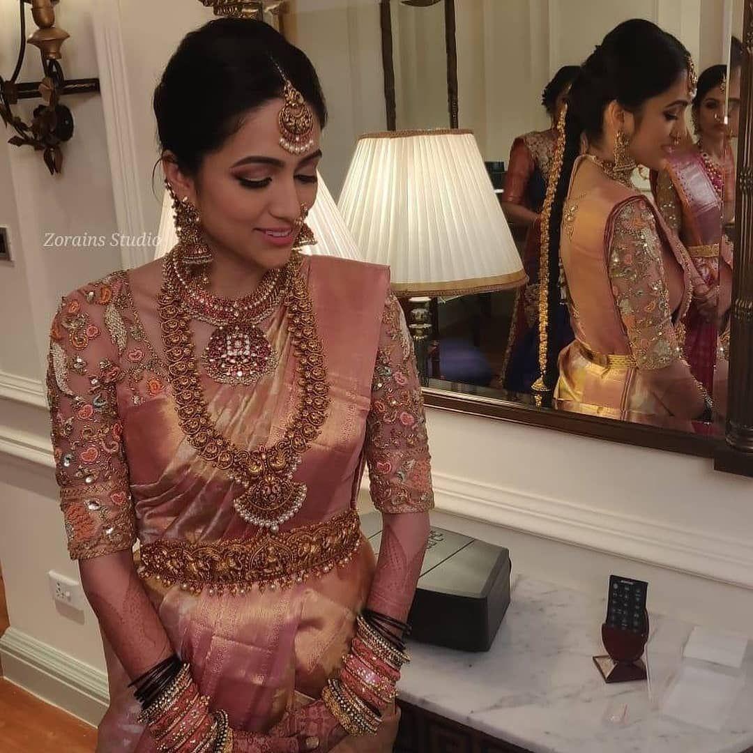 "Photo of Dream Indian wedding Blog on Instagram: ""Pretty Zorains Studio Bride Sushma @zorainsstudioandacademy  #bride #wedding #weddingdress #groom #weddingday #weddingphotography #bridal…"""