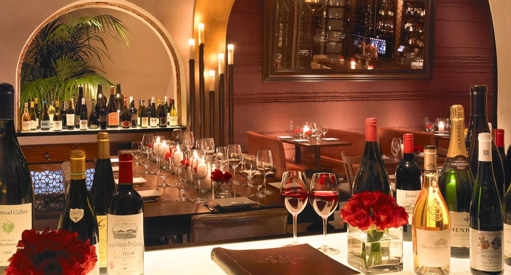 At La Cave—Wine & Food Hideaway you'll savor Chef Billy