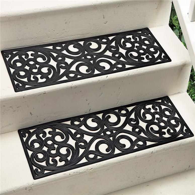 Best French Quarter Stair Treads Would Look Great With Black 400 x 300