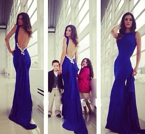 Balık Elbise Modelleri 2015   Elbise Modelleri   Pinterest   Beaded ...