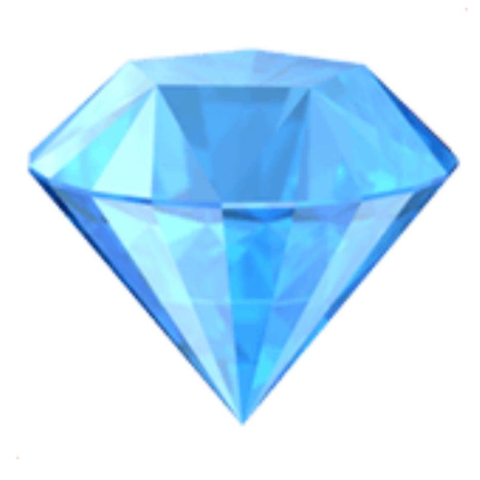 Emoji Diamond Emoji Diamond Emoji Blue Diamond