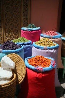 Marrackesh, Morocco.