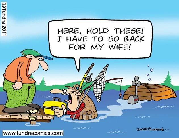 Check out fishingfunnies jokes for Funny fishing cartoons