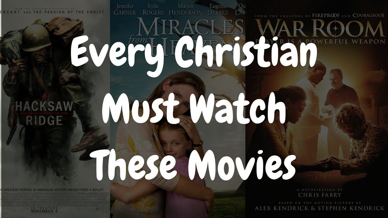 Best Christian Movies Based on True incredible Stories A