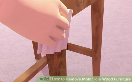Remove Mold From Wood Furniture Cleaning Hacks House Cleaning
