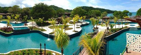 Dreams Las Mareas Luxury All Inclusive Costa Rica Honeymoon Vacation And Wedding Packages Made Easy