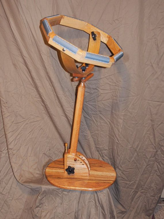 Rug Hooking Frame Optional Floor Stand