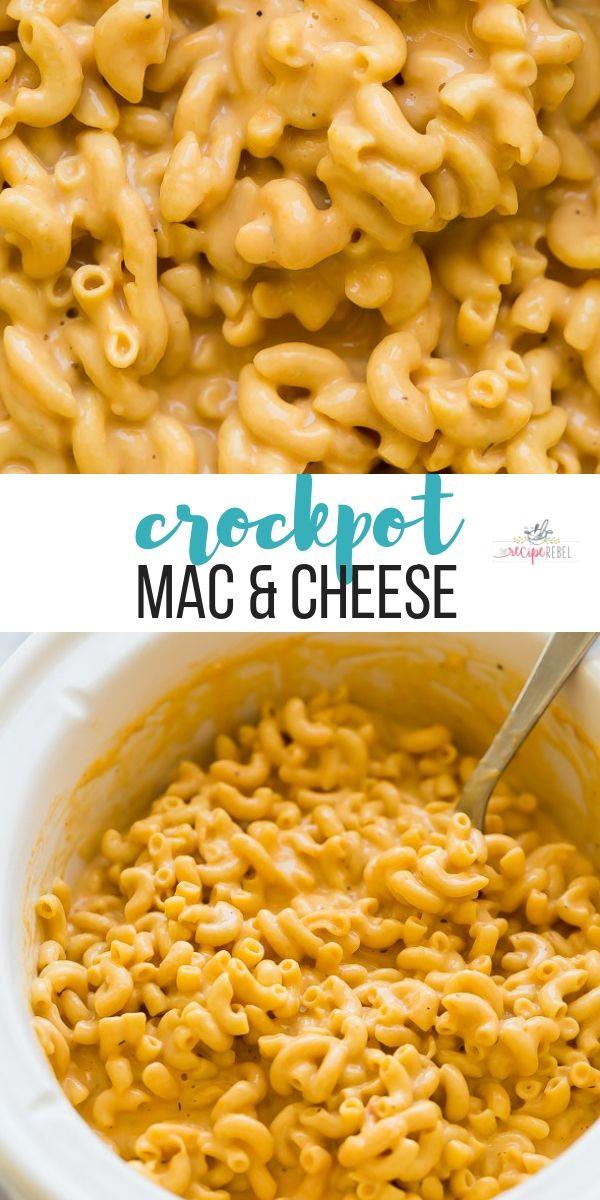 Crockpot Mac & Cheese