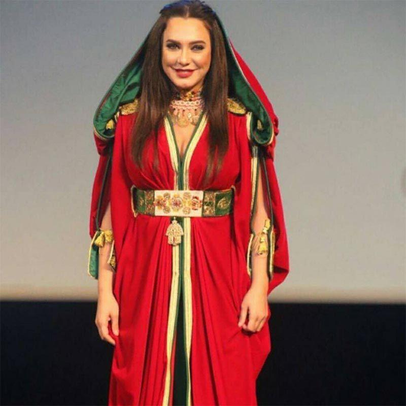 Robe syrienne soiree