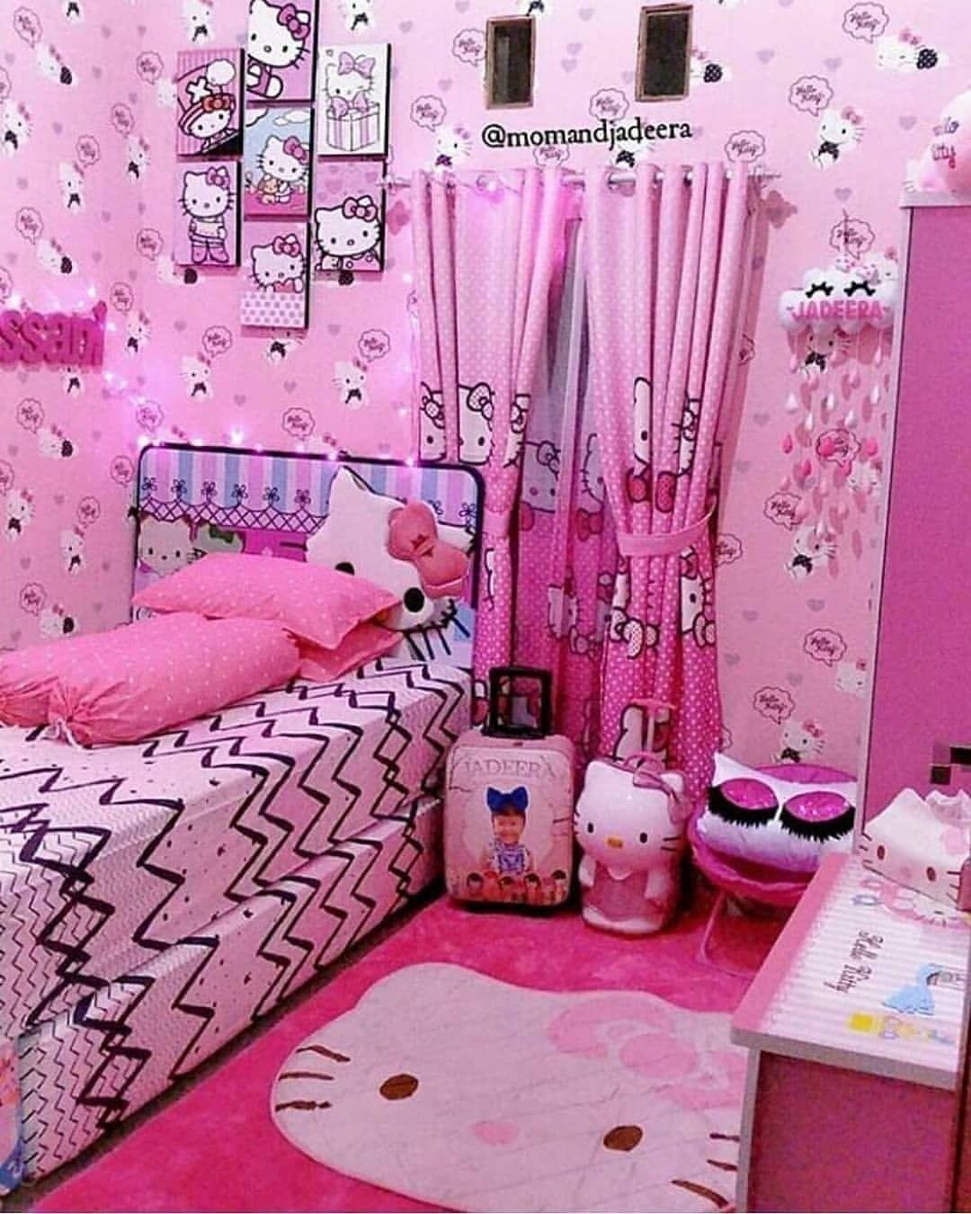 40 Beautiful Bedroom Decorating Ideas Ide Dekorasi Kamar Ide Dekorasi Kamar Tidur Dekorasi Kamar Anak Perempuan
