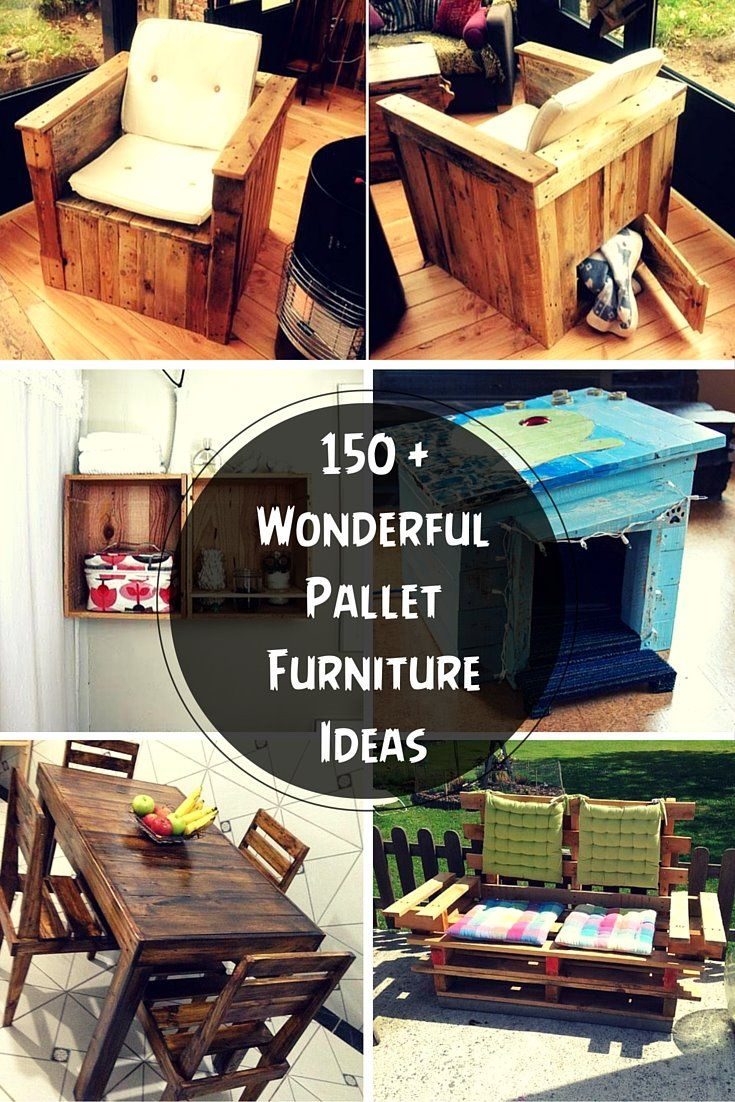 wooden pallet furniture plans. So Presenting Here The Very New DIY Pallet Furniture Ideas That Are Nothing But To Put Everyone In Big Amazement! Used These Projects Can Wooden Plans