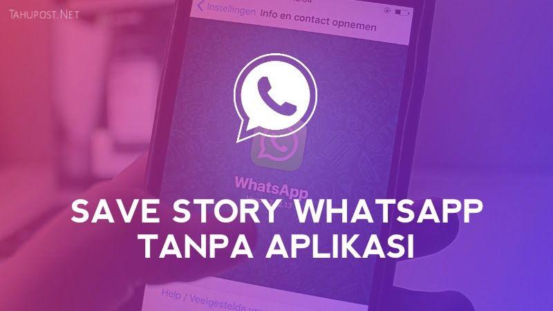 Cara Chat Whatsapp Tanpa Simpan Nomor Hp Penerima Iskandarnote Com Buku Membaca Baik Hati