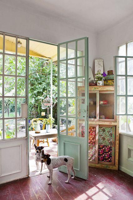 Colores Verdaderos - Revista Living agosto 2013 Decoración de