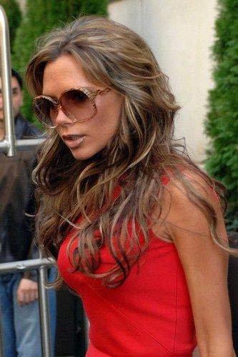 Victoria Beckham Hair History Sexy Tresses Through Time My Hair - Beckham's hairstyle history