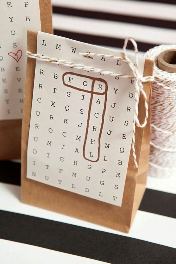 you ready for the 40 best DIY gift wrapping ideas for Christmas Here you are  Clever packaging for Christmas presents Are you ready for the 40 best DIY gift wrapping idea...