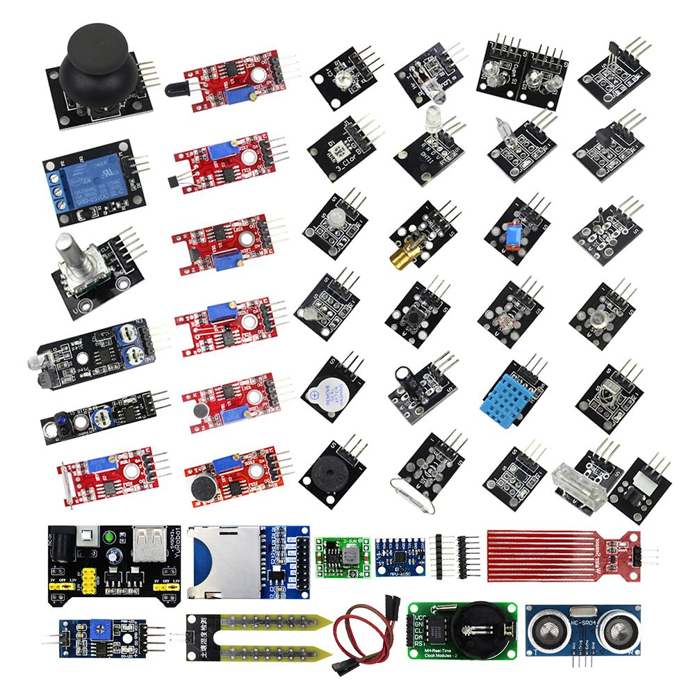 45 In 1 Sensor Module Starter Kit Better Than 37 In 1