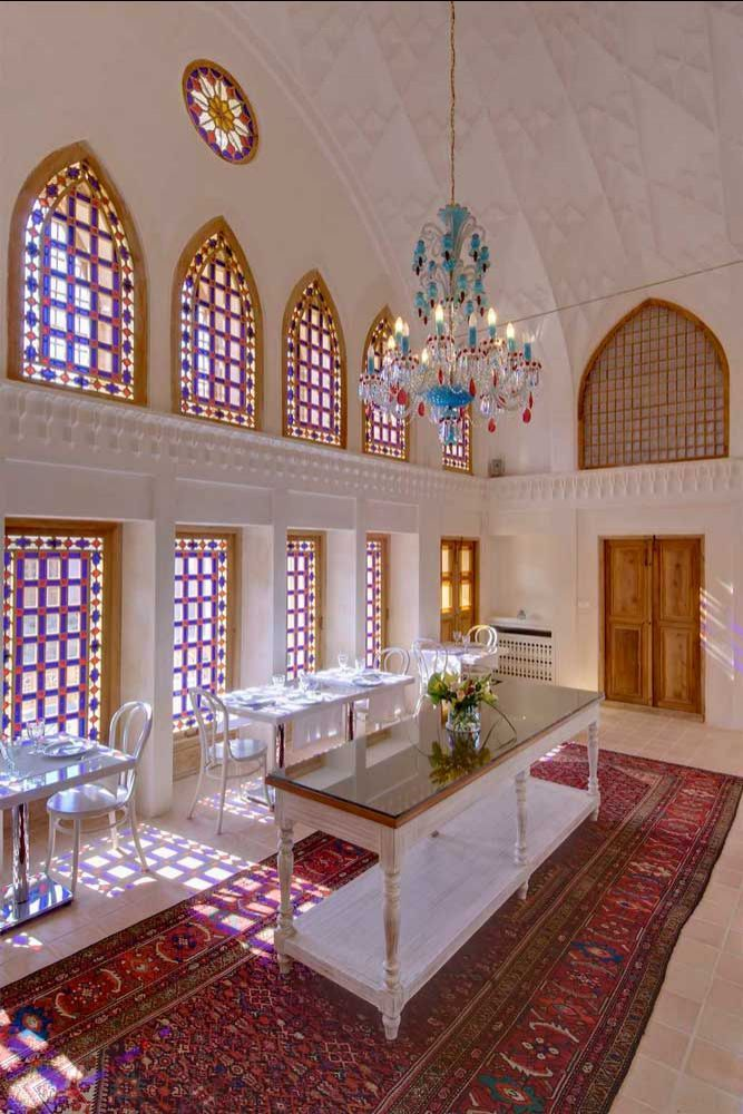 The Manouchehri House Is A Boutique Hotel Situated In Kashan S