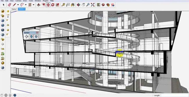 Watch the following exclusive sketchup video to learn the