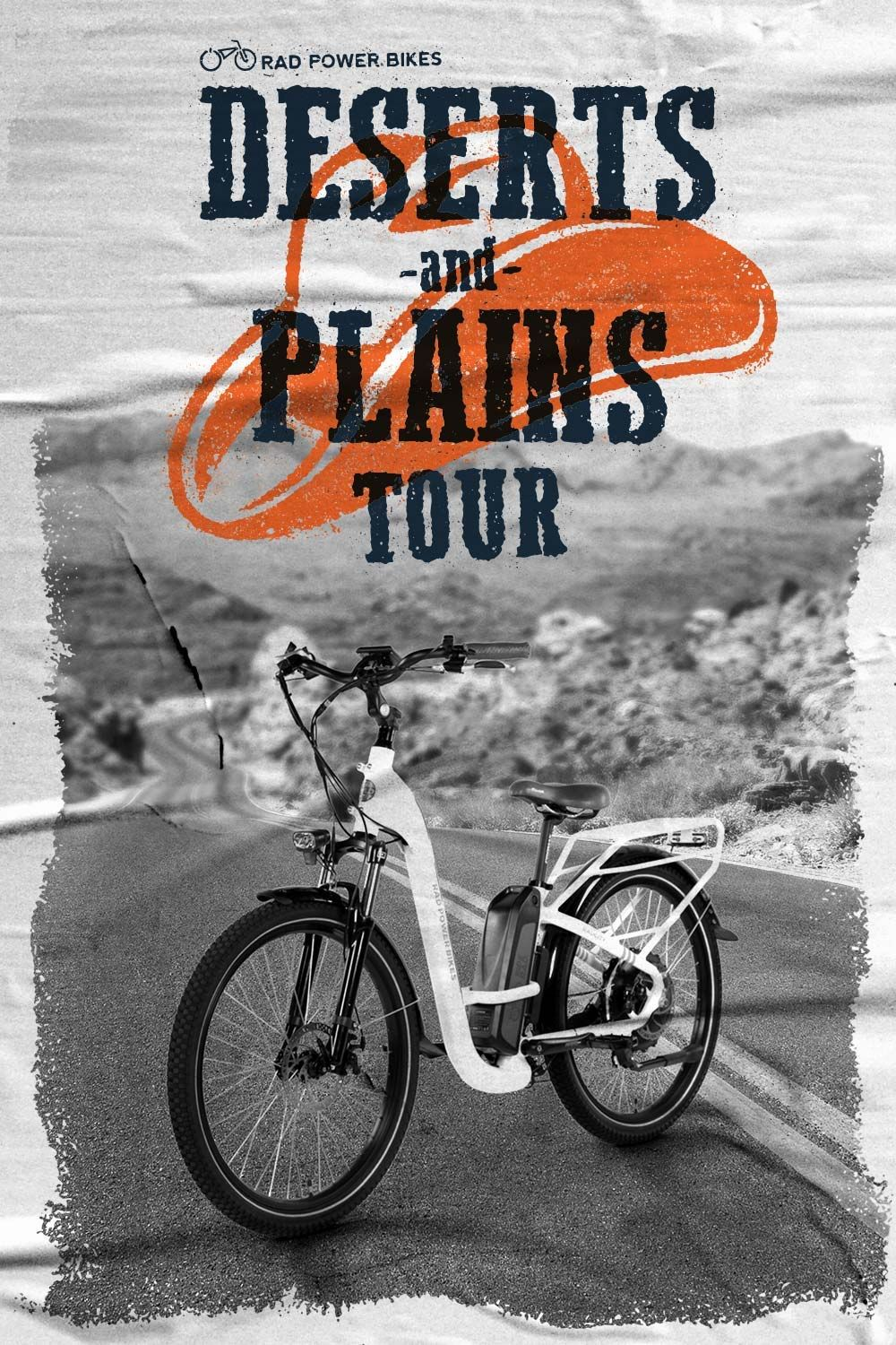 Deserts And Plains Tour Rad Power Bikes With Images Power