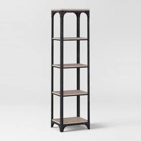 Industrial Style Meets Modern Design With This Franklin 5 Shelf