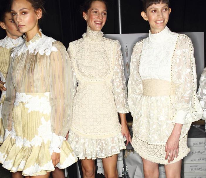 Zimmerman '16 Australian fashion designers, Fashion