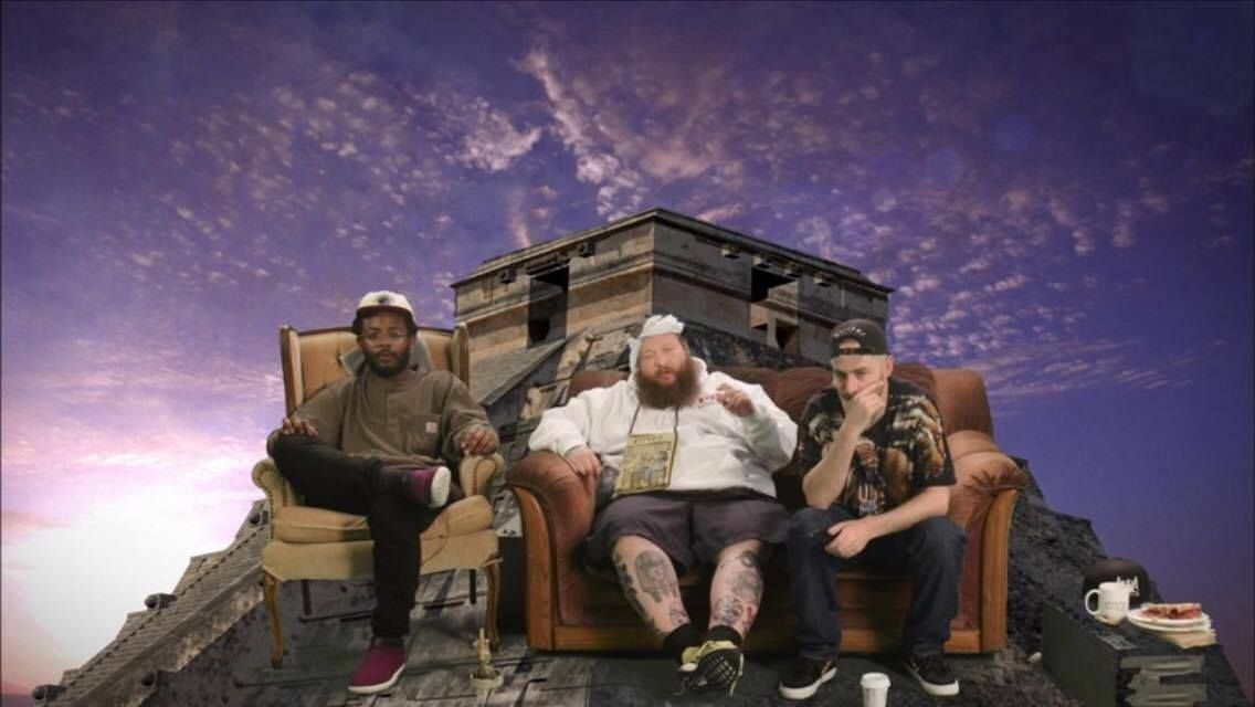 MUST SEE! Monday #35 - Action Bronson watches Ancient Aliens