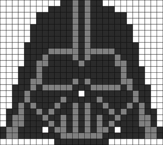 Darth Vader Chart Star Wars Quilt Star Wars Crochet