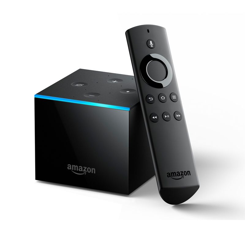 Fire TV Cube 4K Streaming Media Player Giveaway Apple tv