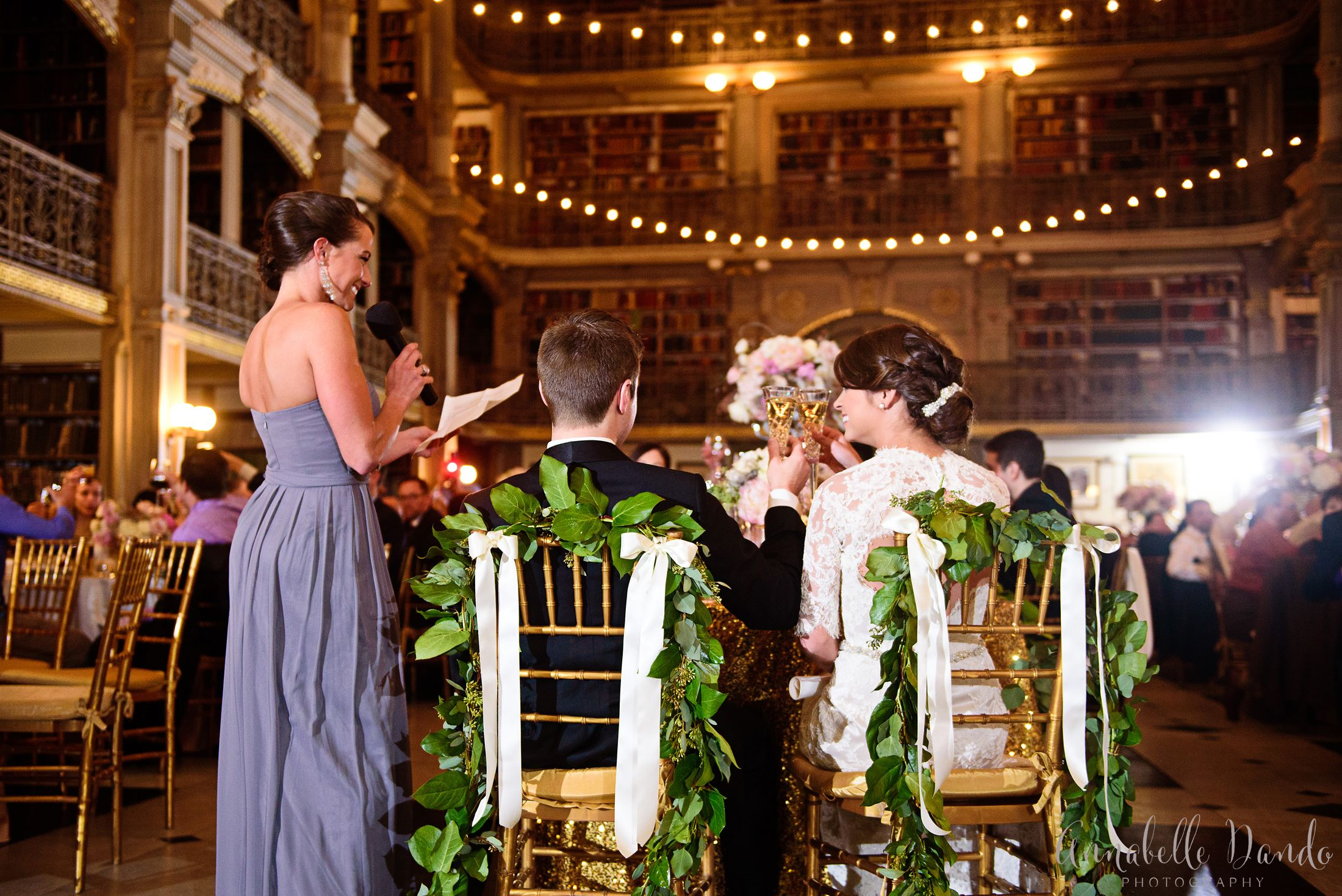 Corpus Christi And George Peabody Library Wedding In Baltimore
