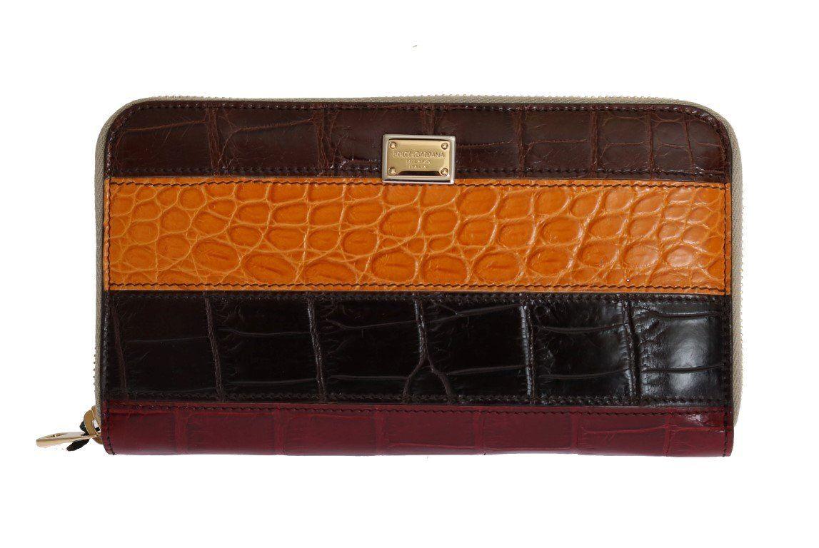 Dolce&Gabbana Dolce & Gabbana Caiman Crocodile Leather