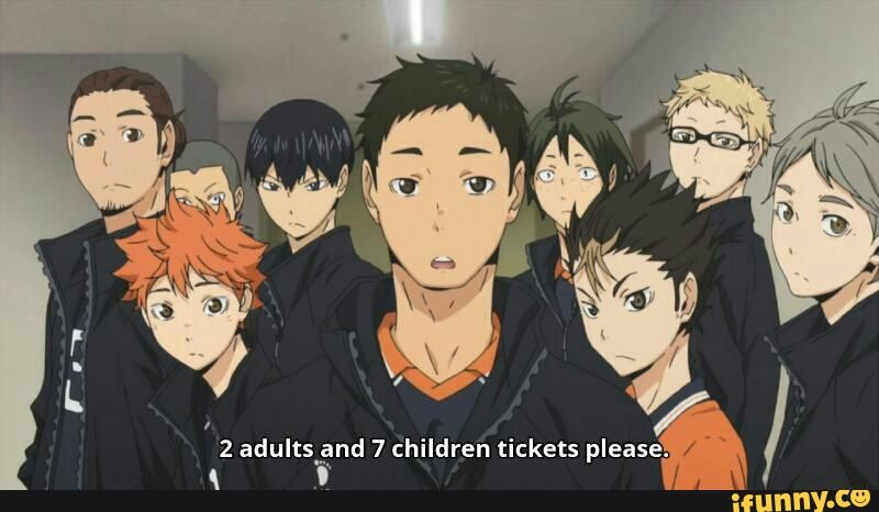 Image result for haikyuu funny