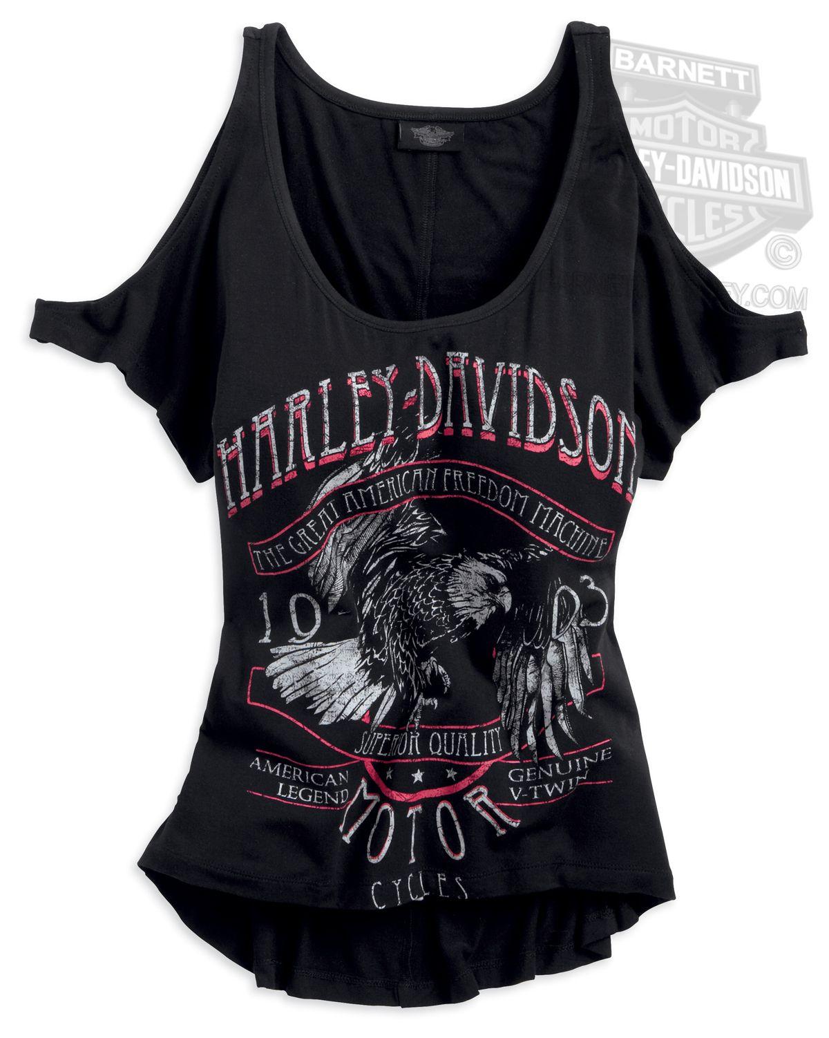 Harley davidson clothing for women