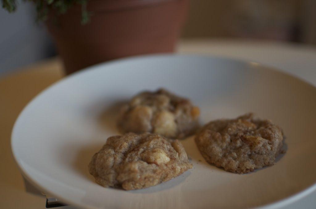 Breakfast Treat: Organic Apple Cinnamon Butter Cookie | 365+ Gourmet Meals on a Budget