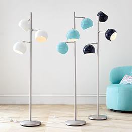 cool floor lamps for teens. Floor Lamps, Teen Lamps \u0026 Unique | PBteen Cool For Teens Y