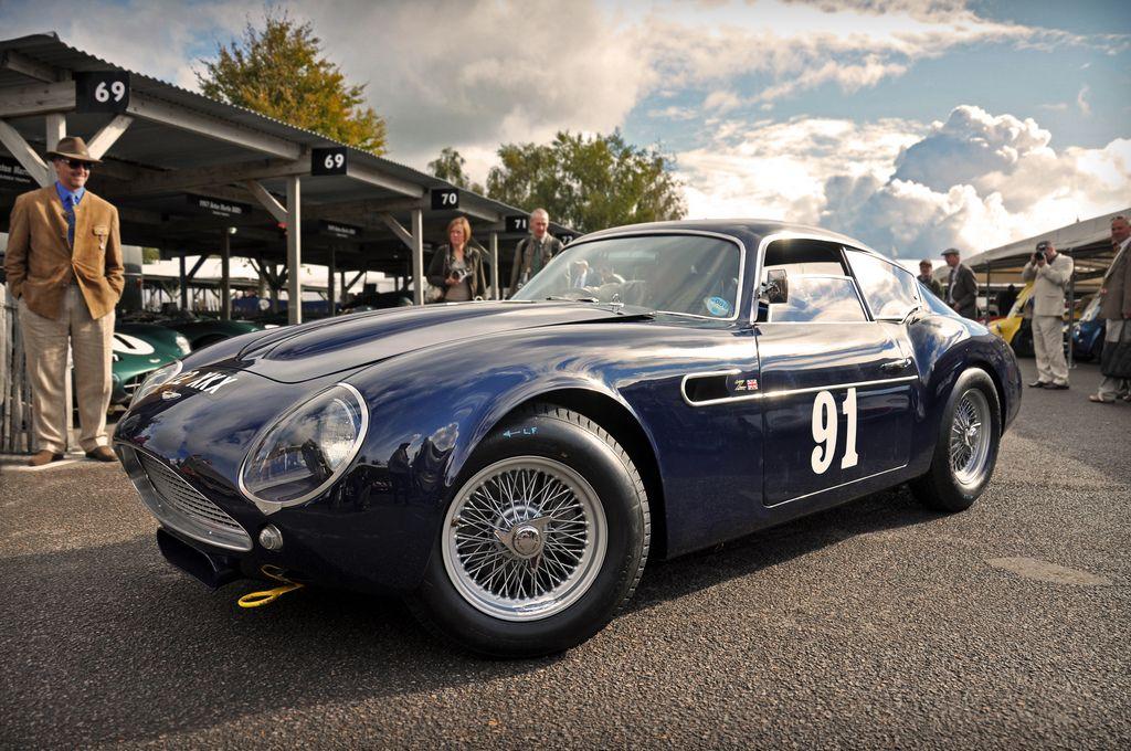 Simon Draper S 1960 Aston Martin Db4 Gt Zagato No 91 2011