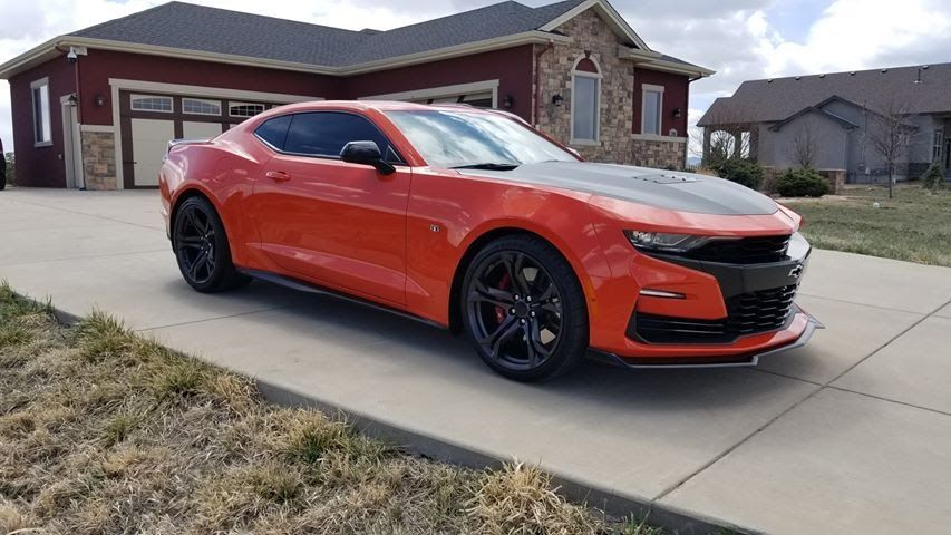 Zl1 Side Skirts For Your 2019 Camaro Fastvehicles Enhance The Look Of Your Sixth Generation Camaro V8 Or V6 With A Set Of The Zl1 Style Side Skirts Which 2020 Okul