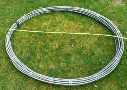 Edelstahl Kabel Rohr flexibel in SchleswigHolstein