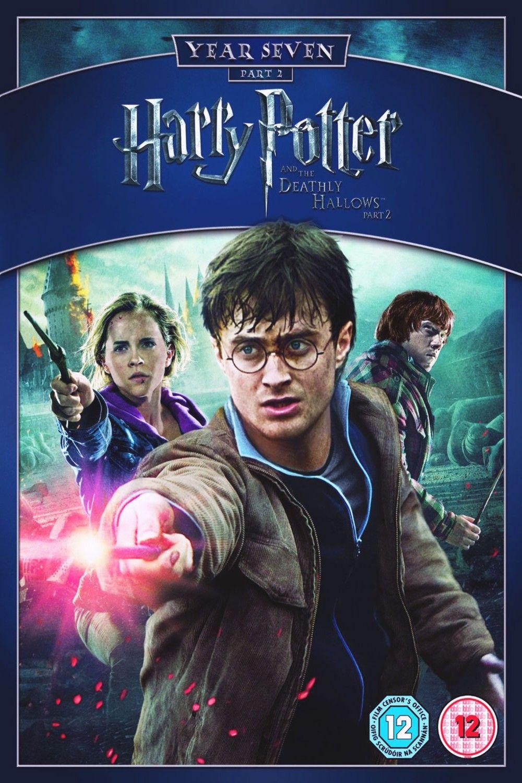 Harry Potter And The Deathly Hallows Part 2 Harry Potter Und Die Heiligtumer Des Todes Teil 2 2011 Harry Potter Film Heiligtumer Des Todes Beliebte Filme