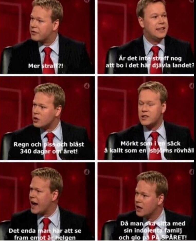 21 citat som bevisar att Johan Glans är Sveriges skönaste komiker