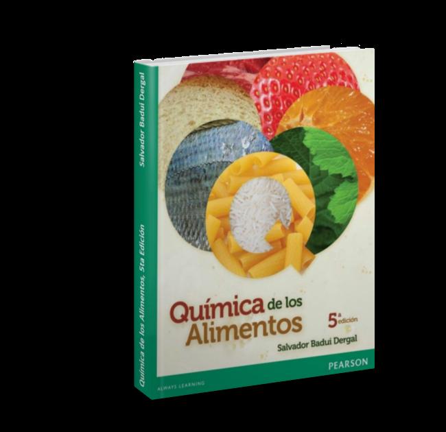 Qu mica de los alimentos 5ta edici n salvador badui for Quimica de los alimentos pdf