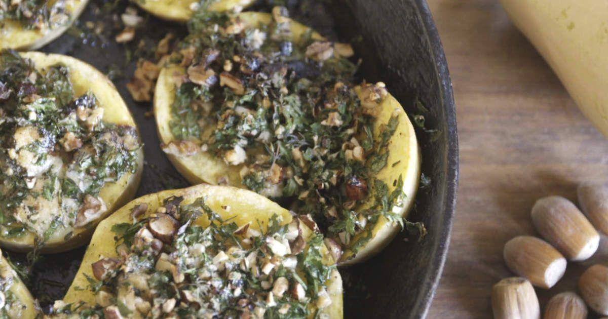 Ost med olivolja och korvel