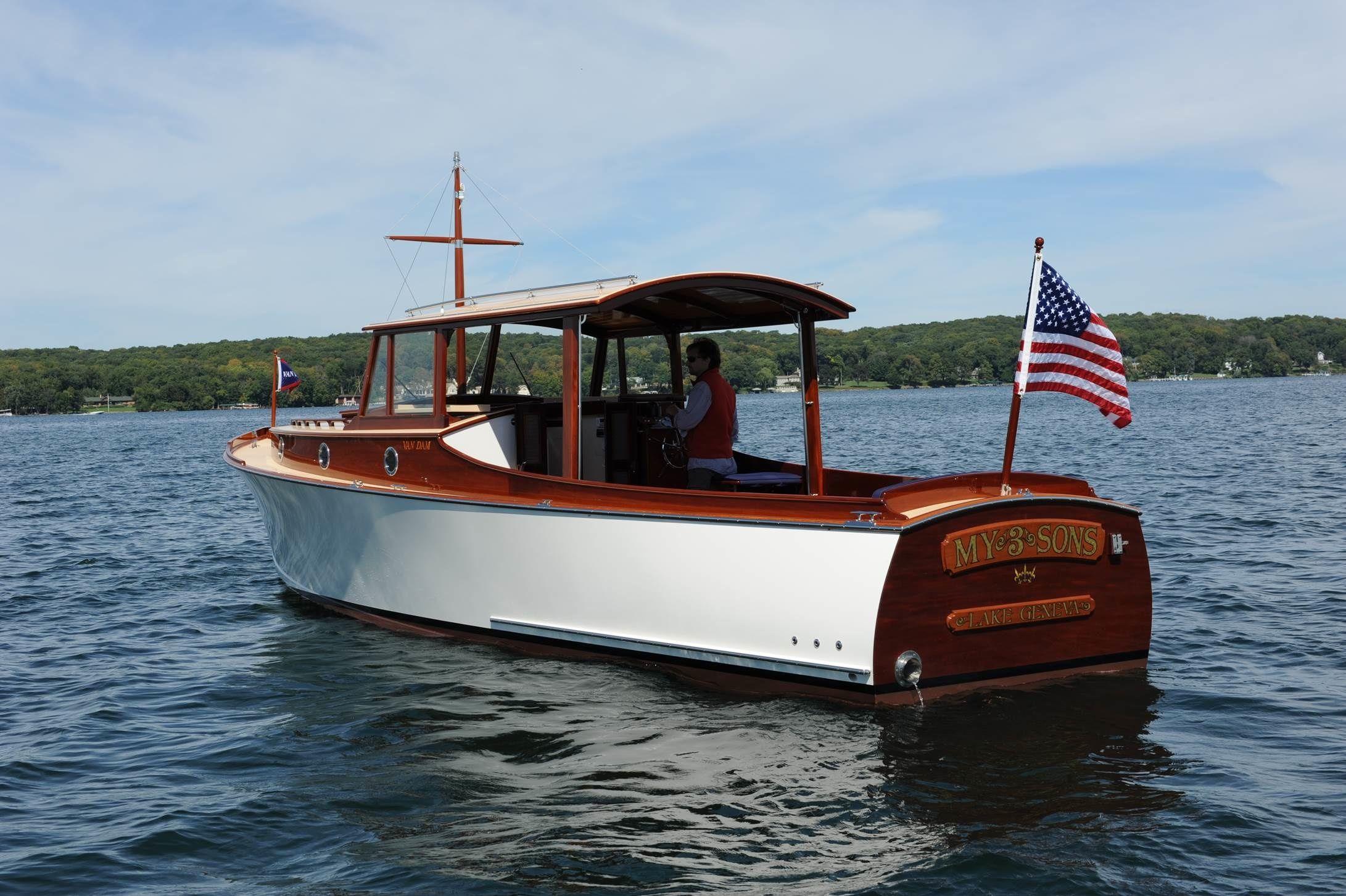My 3 Sons vandamboats.com