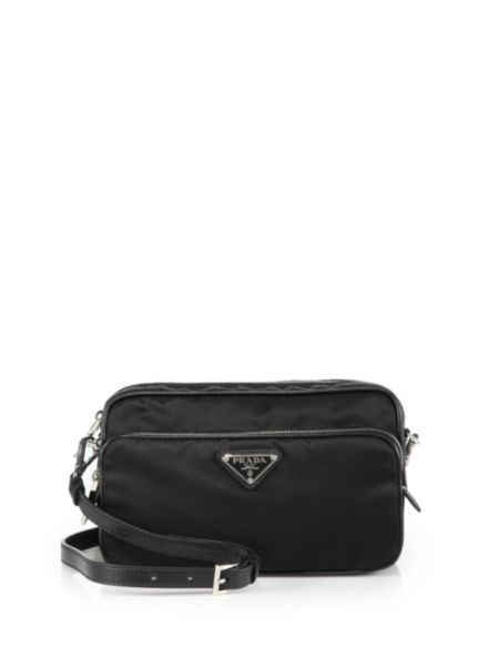 ed634f5481f5 Prada - Nylon & Saffiano Leather Bandoliera | Misc, Fashion <am ...