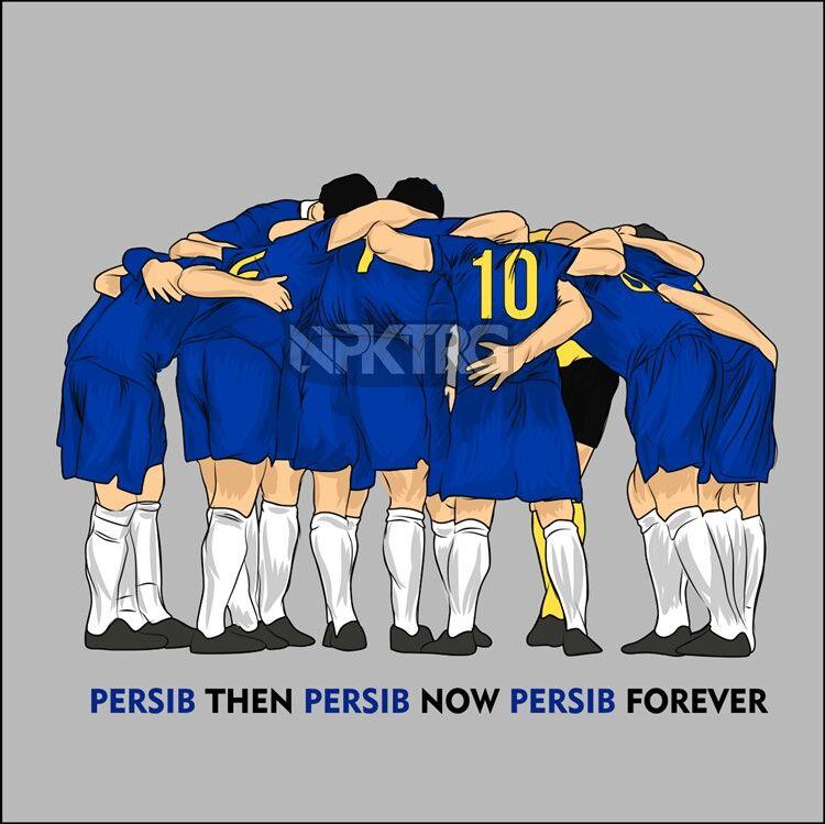 Persib Bandung Bola Kaki Olahraga Sepak Bola